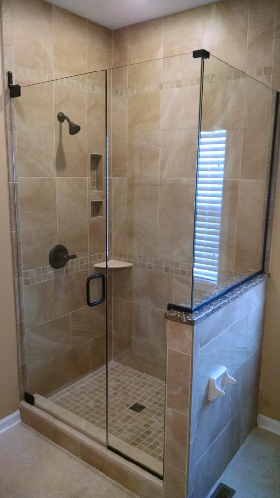Shower Stall Doors Dover De Shower Enclosures Diamond State Glass