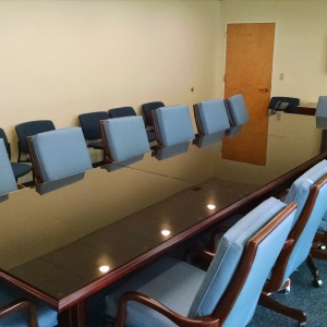 Glass Conference Table Top