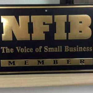 NFIB Membership Plaque